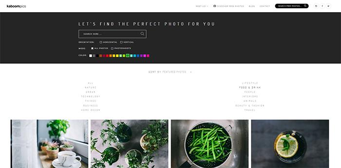 kaboompics-website