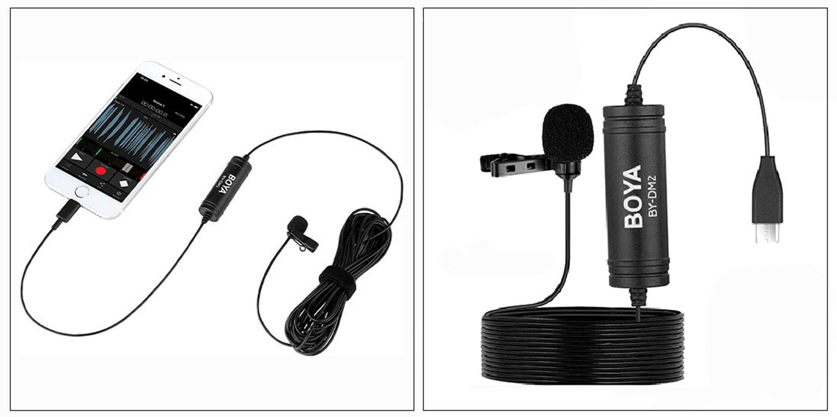میکروفون M1DM1 و میکروفون M1DM2