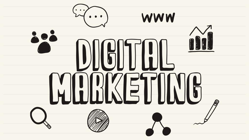 4 فعالیت اصلی در دیجیتال مارکتینگ